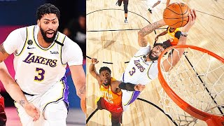 Anthony Davis Unreal 42 Points & Lakers Clinch Western Seed! Lakers vs Jazz