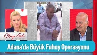 Adana'da büyük fuhuş operasyonu - Müge Anlı ile Tatlı Sert 25 Ekim 2019