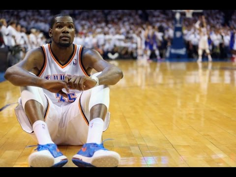 The End of an Era || An OKC Kevin Durant Tribute || HD ||