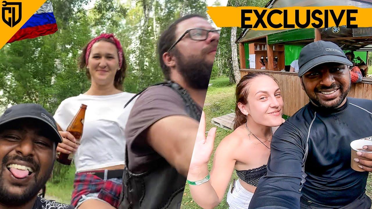தமிழன் in Russian Bikers Party | Russia Series | Ep 14 | Cherry Vlogs