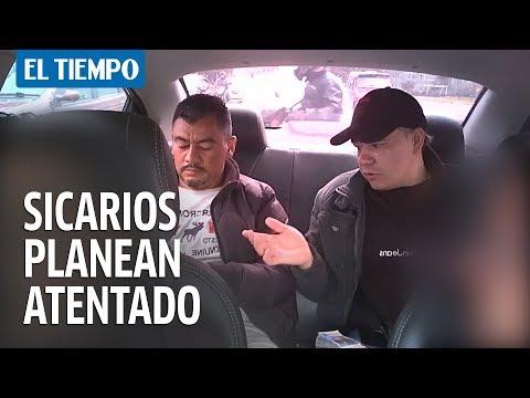 Exclusiva: El video de dos sicarios planeando atentado contra 'zar' esmeraldero | EL TIEMPO