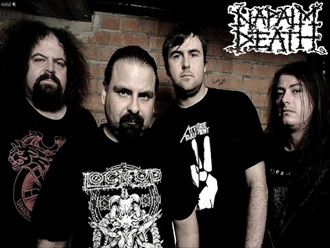 NAPALM DEATH's Barney Greenway Discusses 'Apex Predator - Easy Meat' & Bangalore Open Air (2014)