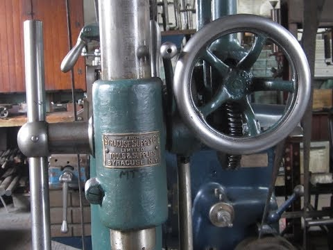 OLD STEAM POWERED MACHINE SHOP  22   engine parts