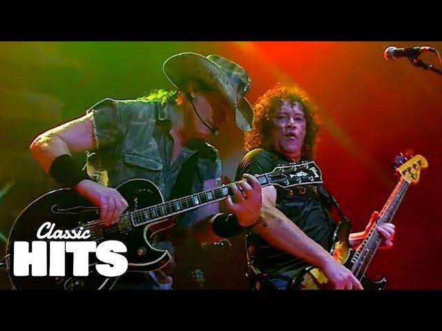 Ted Nugent – Stranglehold (Live)