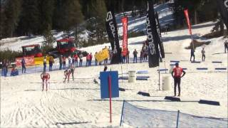 2015 Junior Nationals: Girls U16 Classical Finish