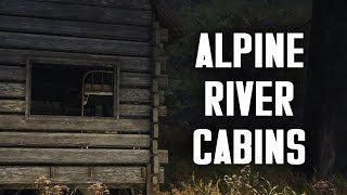 There's Something Spooky at Alpine River Cabins - Fallout 76 Lore