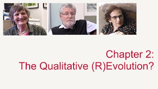 Chapter 2.2: The Qualitative R(Evolution): Peter Freebody