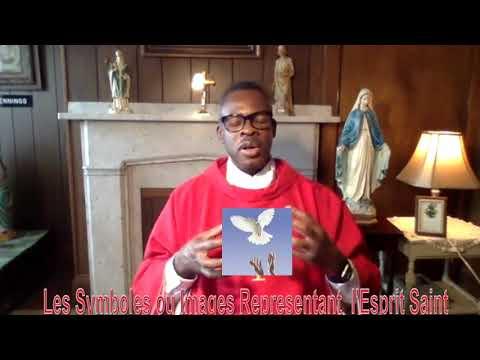 Pere Miracle-Symbolesou Images Representant L'Esprit Saint