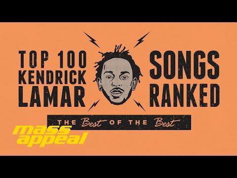 Mass Appeal Top 100: Ranking 100 Kendrick Lamar Sgs
