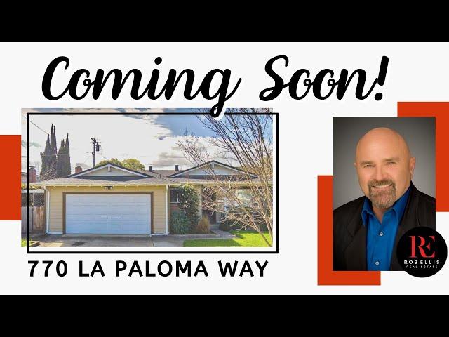 COMING SOON! 🔥 770 La Paloma Way, Gilroy, CA 95020 | Rob Ellis