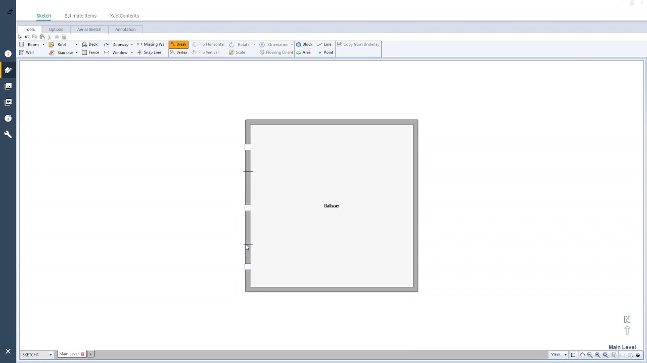 Xactimate Xpert Tip: Inserting a Room Within an Existing Room
