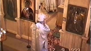 Освящение храма Александра Невского.mp4(12 сентября 1999 года в Судогде, переданный общине храм, был освящен в честь великого благоверного князя Алекс..., 2012-11-18T01:32:54.000Z)