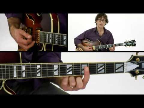 1-2-3 Jazz Chord Melody - #2 Major Chords - Guitar Lesson - Frank Vignola