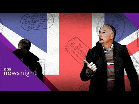 The big Brexit roadtrip: Northern Ireland - BBC Newsnight