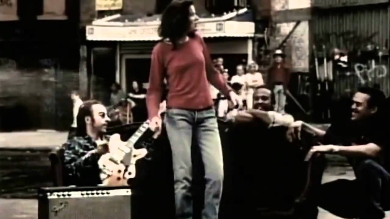 Edie Brickell Good Times Youtube