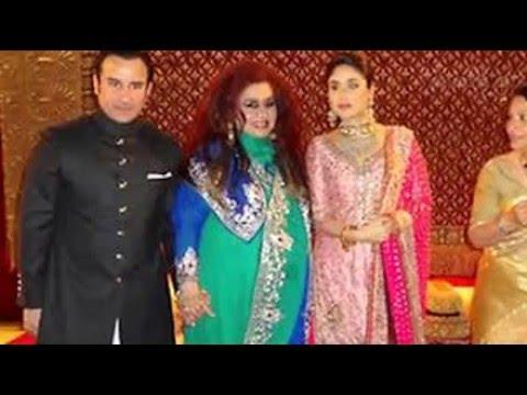 Saif Ali Khan Marriage Photos With Kareena