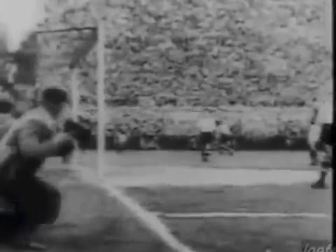 1934 World Cup .. Italy - Austria 1-0