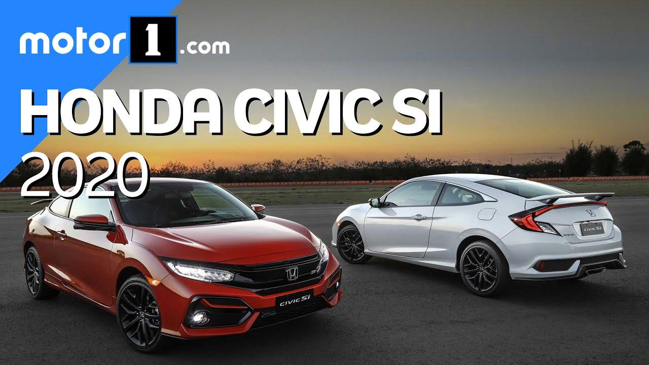 Honda Civic Si 2020: modelo ganha retoque no visual e mais equipamentos