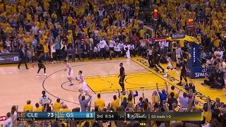 Quarter 3 One Box Video :Warriors Vs. Cavaliers, 6/3/2017