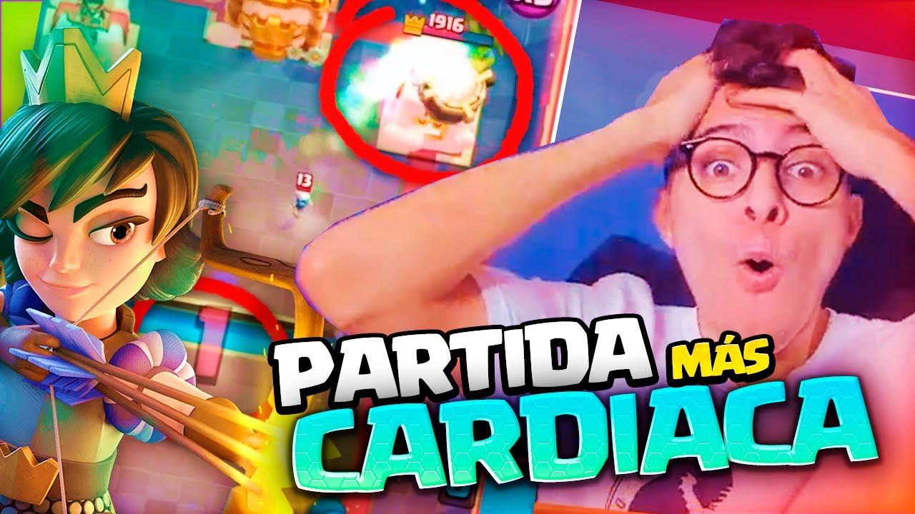 NO PUEDO CREER COMO ACABO ESTA PARTIDA CON LOG BAIT, AY WEY!! - TOP MUNDIAL LADDER-Clash Royale