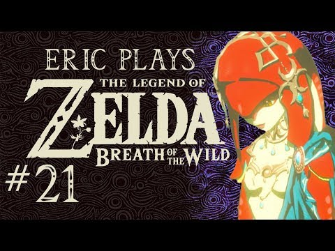 """ERIC PLAYS The Legend of Zelda: Breath of the Wild #21 """"Lynel Duel at The Mountain Peak"""""""