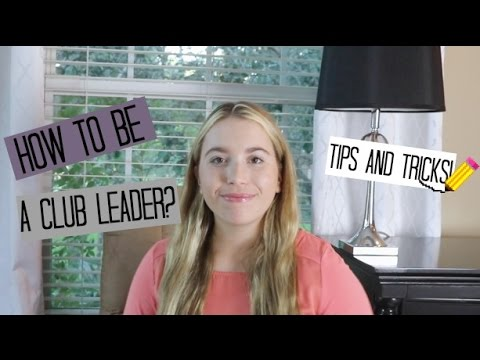 How to Get Leadership Positions in Clubs: Improve Your College Resume