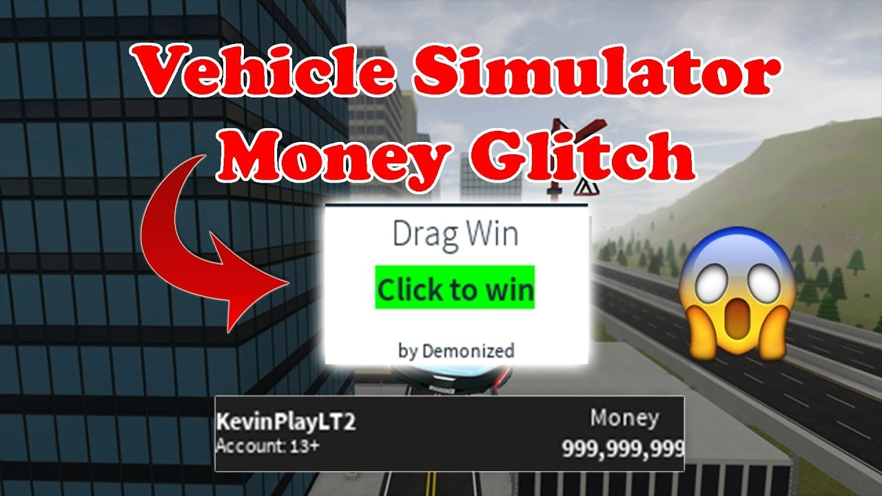 Vehicle Simulator Money and Speed Script! (Roblox) - YouTube