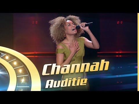 CHANNAH - A natural woman  DanceSing  Audities
