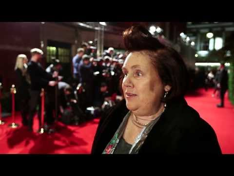 Suzy Menkes - BFC Special Recognition Award (British Fashion Awards 2013)