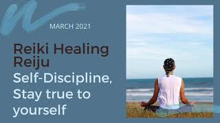 Reiki Reiju Meditation - March 2021