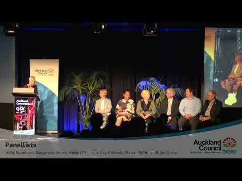 Future proofing the New Zealand Economy - Panel Discussion