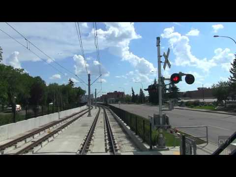 Edmonton LRT: NAIT - Kingsway/Royal Alex