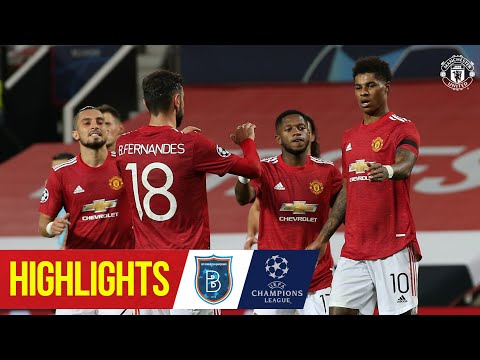 Highlights | Manchester United 4-1 Istanbul Basaksehir | UEFA Champions League