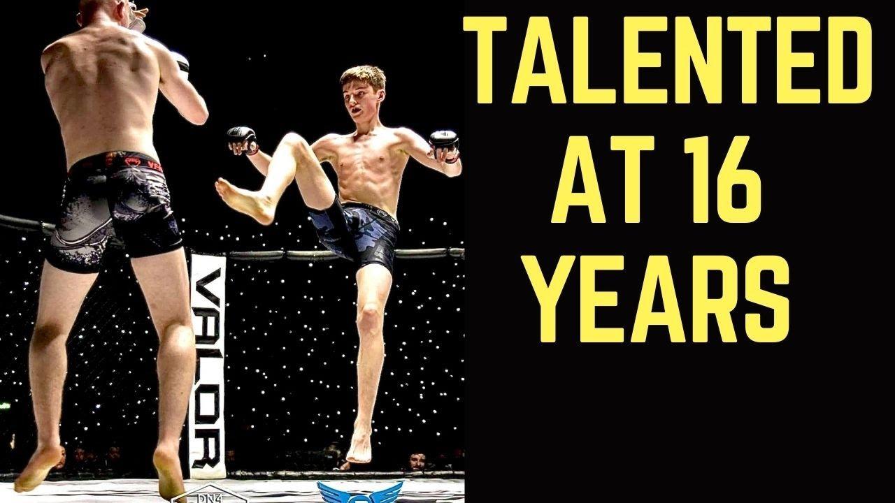 Download TEEN MMA - HARRY KENWORTHY  -V-  TOM SENIOR.  ALMIGHTY FIGHTING CHAMPIONSHIP