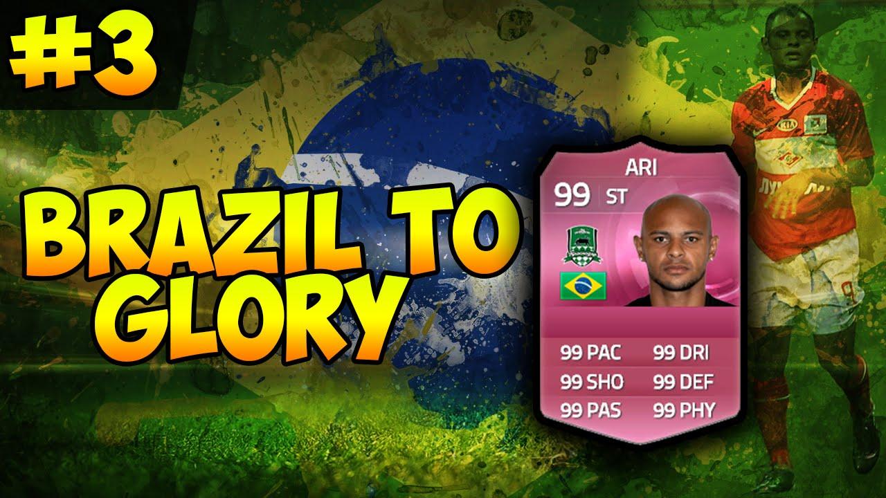 "DECIMATION!!!"":BRAZIL TO GLORY: EP 3: FIFA 15 ULTIMATE TEAM - DECIMATION!!!"":BRAZIL TO GLORY: EP 3: FIFA 15 ULTIMATE TEAM"