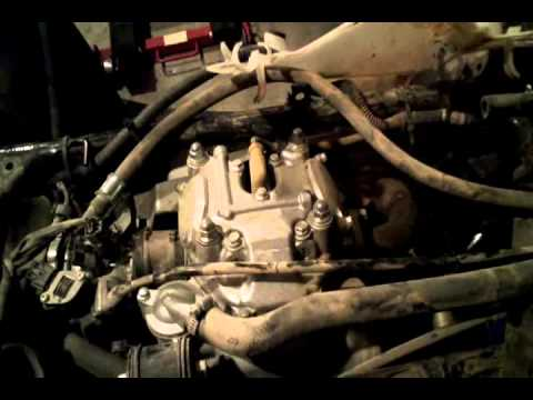 how to honda rincon service part 5 youtubehow to honda rincon service part 5
