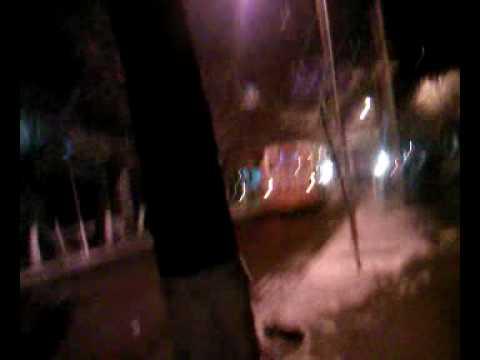 08年11月25日兰州下起了小雪