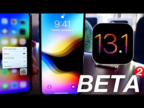 iOS 13.1 BETA 2 Public Beta GREAT NEWS