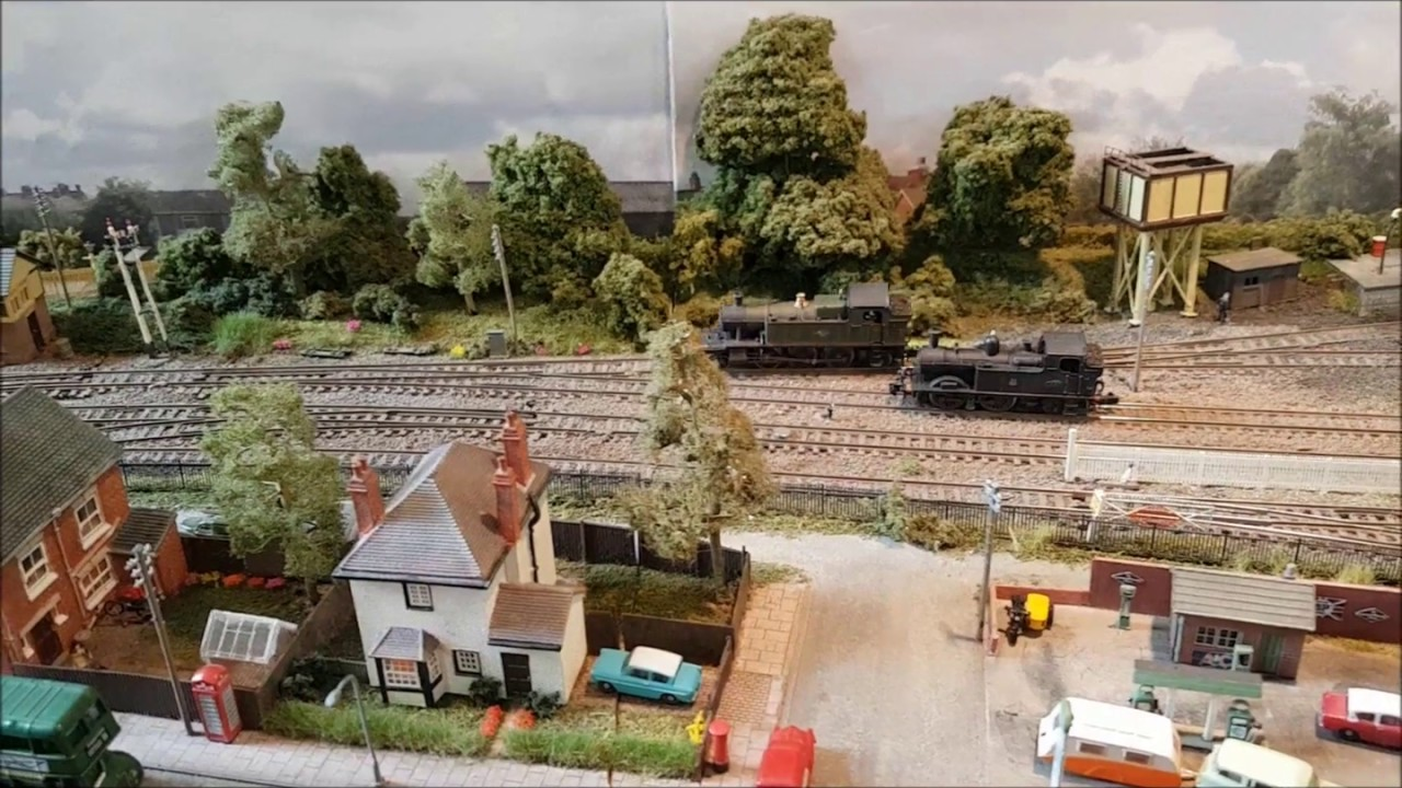 Southport Model Railway Exhibition 2017 Part 1