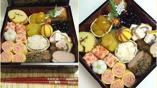 Необычная японская еда / новый год / Vlog Japan(Gastronomic tour Japan : soba & osechi riori. лапша Соба   и новогодние японские деликатесы О -Сэти Рёри :::::::::::::::::::::::::::::..., 2016-01-02T12:27:02.000Z)