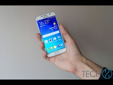 Samsung Galaxy S6 teszt