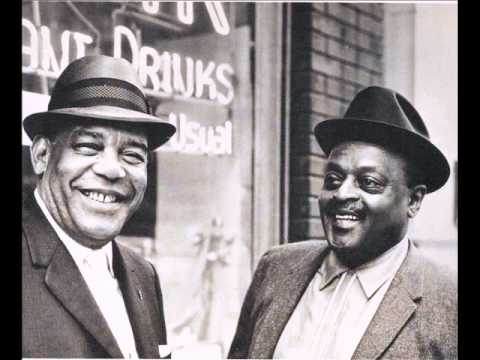 Al Hibbler & Count Basie Going To Chicago.wmv
