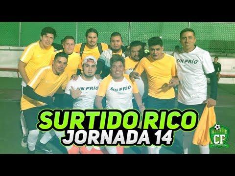 SURTIDO RICO - JORNADA 14