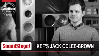 SoundStage! Icons: KEF's Dr. Jack Oclee-Brown (May 2020)