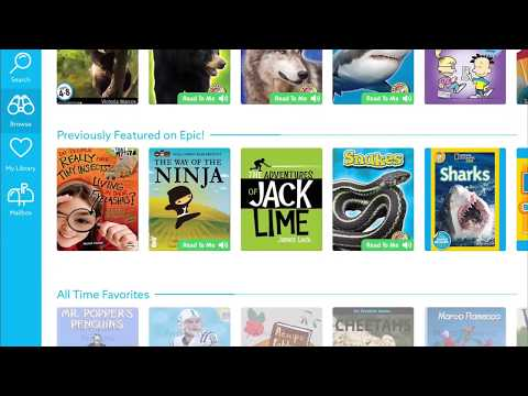 Epic!: Kids' Books, Audiobooks, & Learning Videos - Apps on Google