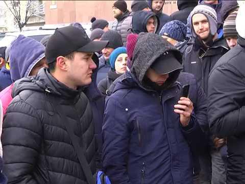 """Акцент дня. Протест """"євробляхарів"""""""