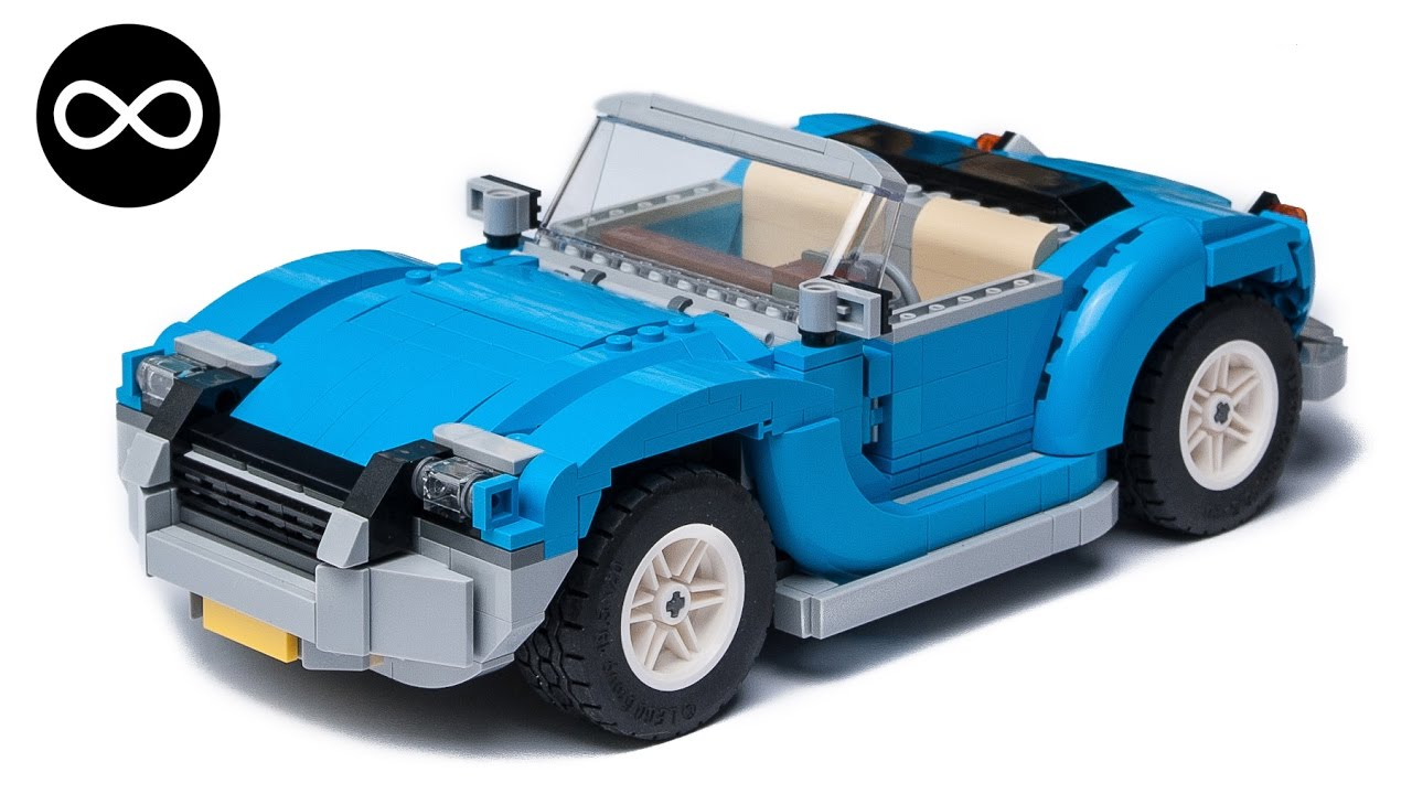 lego creator expert 10252 exclusive cabrio car youtube. Black Bedroom Furniture Sets. Home Design Ideas