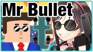 銃で狙う!気持ちよくておーってなるパズルゲーム【Mr.Bullet】 [ENG SUB]