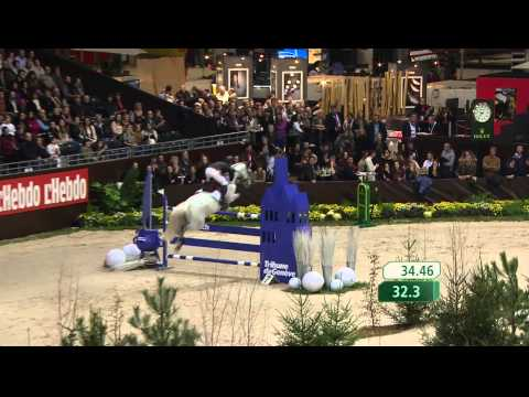 Credit Suisse Grand Prix - Kent Farrington et Willow