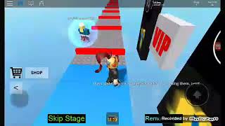 Roblox track is very difficult to make
